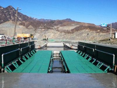金堆城钼业正式使用鲁企环科矿山洗轮机LQP-160Z