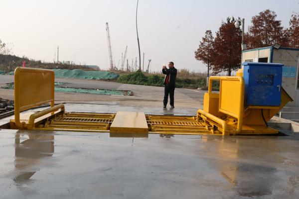 建筑工地洗轮机