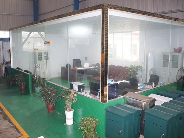 生产车间办公区域
