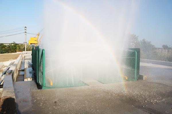 大型重型工程洗车机辆洗车机